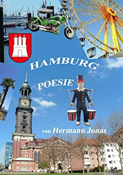 Hamburg Poesie von [Jonas (Poesie Express), Hermann]