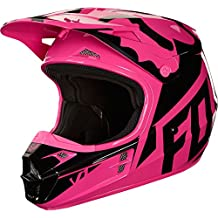 Fox Junior Helmet V-1 Race Pink