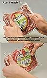 Petman compact Wildmischung, 12 x 500g-Beutel,Tiefkühlfutter, gesunde, natürliche Ernährung für Hunde, Hundefutter, BARF, B.A.R.F. - 2