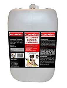 10 liter katzenurin geruchentferner vernichter geruchsentferner katzen urin geruch uringeruch. Black Bedroom Furniture Sets. Home Design Ideas