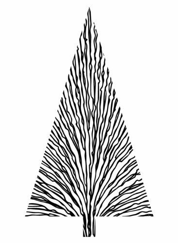 Buy Hero Arts Mounted Rubber Stamps 2.5-inch x 3.25-inch, Many Branches Tree on Amazon
