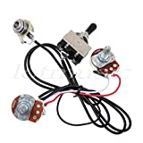 Best GENERIC Kits Wiring Harnesses - Homely Electric Guitar Wiring Harness Prewired Kit 3 Review