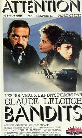 attention bandits un film de claude lelouch avec jean yanne, marie sophie l., patrick bruel, corinne marchand, charles gerard