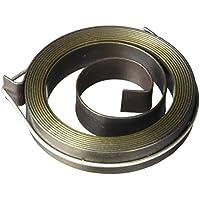 10mm Ancho Metal Taladro De Columna Manguito Comedor Devolución Muelle En Espiral Montaje