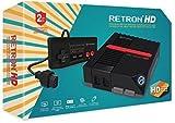 RetroN 1 HD Konsole für NES, schwarz