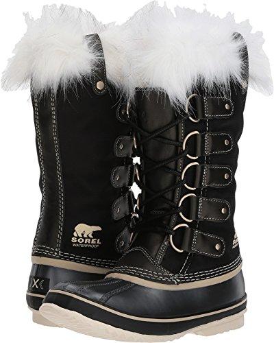Sorel Damen Johanna von arktischen X Feier Stiefel Black Black/Natural