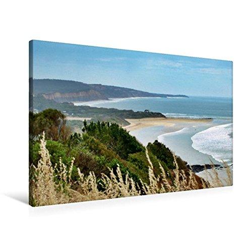Premium Textil-Leinwand 90 cm x 60 cm quer, Port Campbell National Park | Wandbild, Bild auf Keilrahmen, Fertigbild auf echter Leinwand, Leinwanddruck (CALVENDO Natur)