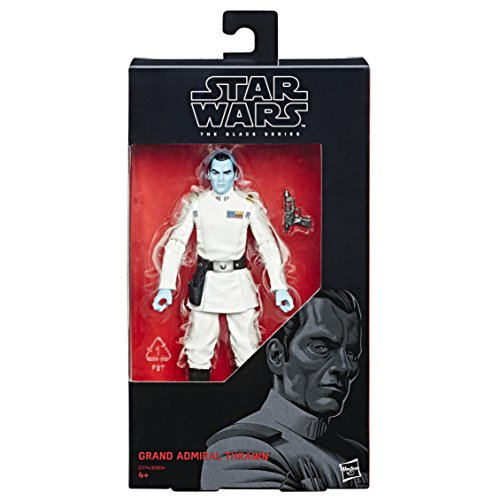 Star Wars C1774ES0 - Thrawn figure from the Black Grand Admiral series