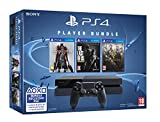 SONY CONSOLE PS4 + BLOODBORNE + TLOUS + THE ORDER