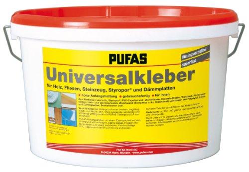 Pufas Universalkleber 3,000 KG