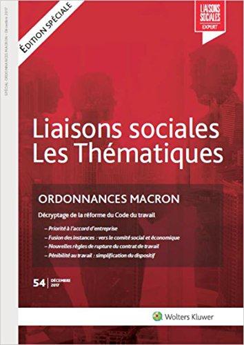 Ordonnances Macron: Décryptage de la réforme du Code du travail