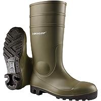 Dunlop Protective Footwear Protomastor, Bottes de sécurité Mixte Adulte,Vert (Green), 39 EU