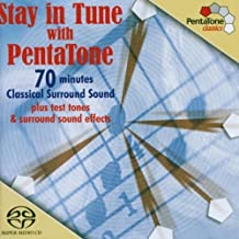 Stay in Tune with PentaTone [Hybrid SACD]