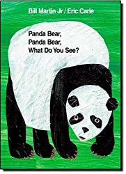 Panda Bear, Panda Bear, What Do You See? by Bill Martin Jr. (2003-08-01)