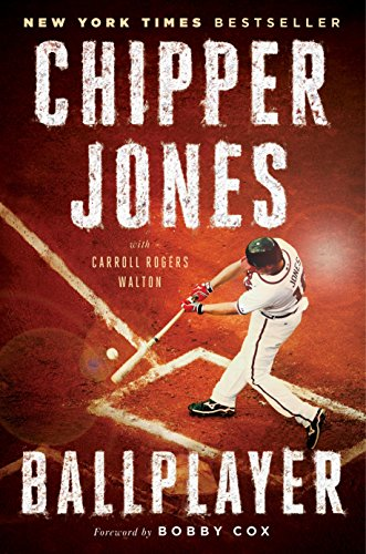 Ballplayer (Jones Atlanta Baseball Braves Chipper)