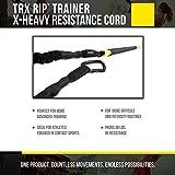 TRXTraining – Seil mit extragroßem Widerstand für den RIPTrainer, Für EIN intensives Ganzkörper-Workout
