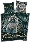 Alice im Wunderland Cheshire Cat Bettwäsche Multicolour