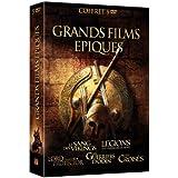 Grands films épiques : Le sang des Vikings + Legions : Les guerriers de Rome + Lord Protector + Les guerriers d'Odin + Les Croisés