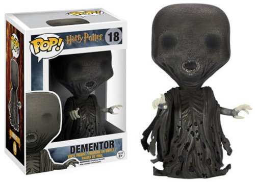 Funko 6571 POP Vinylfigur: Harry Potter: Dementor, Multi, ()