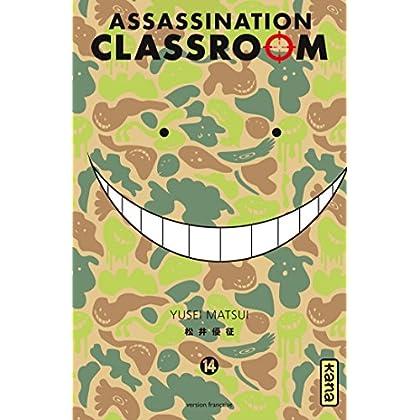 Assassination classroom - Tome 14