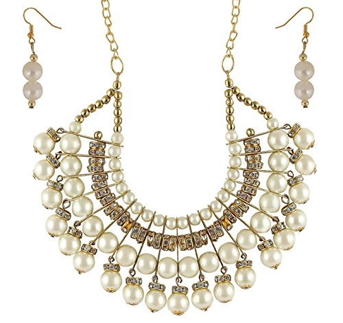 Beautiful Party wear by ARITTRA -for Women and Girls Pearl