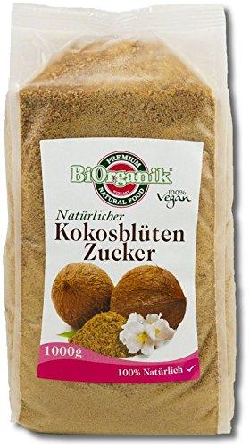 BIOrganik Kokosblütenzucker 1000g (1kg)