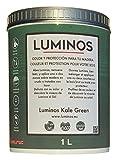 Luminos Lasur (Holz) Farbe Kale Green