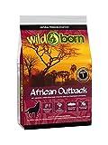 Wildborn African Outback getreidefreies Hundefutter mit Straußenfleisch 500g | 58% Fleisch