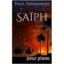 Saïph: pour piano (French Edition)