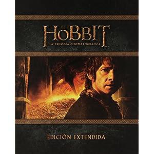 Edición Extendida - Trilogía Hobbit - Blu-ray