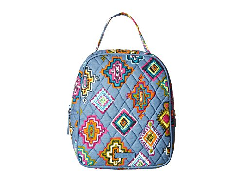 Vera Bradley Women's Lunch Bunch Painted Medallions One Size