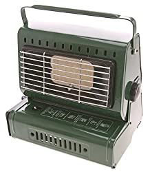PORTABLE GAS HEATER - compact and lightweight
