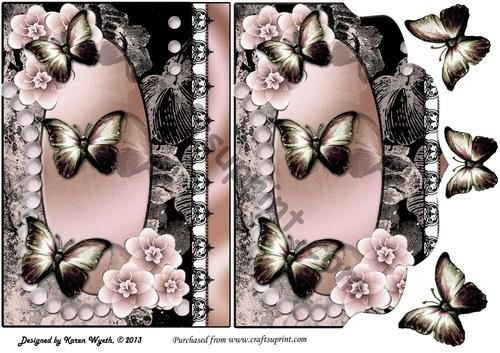 pretty-flutter-reflections-envelope-card-by-karen-wyeth