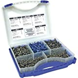 Kreg SK03 Set of Screws with Concealment 5 Sizes by Kreg