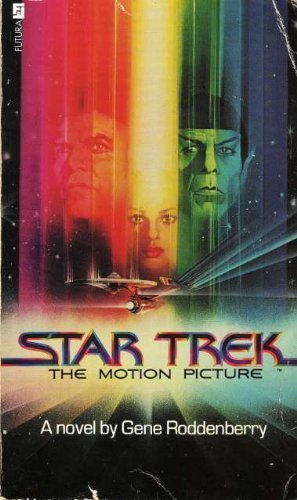 Cover of Star Trek: The Motion Picture (Star Trek)