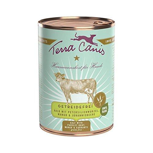 3. Terra Canis mit Kalb