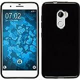 PhoneNatic Custodia HTC One X10 Cover nero One X10 in silicone Case