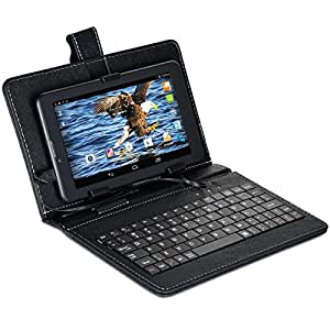 Swipe Slash (4GB, Calling, with keyboard,Tablet(Black)
