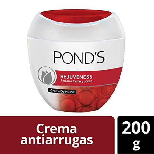 Pond'S Rejuveness Anti-Wrinkle Cream 7Oz, Crema Ponds Rejuvecedora Contra-Las Arrugas...