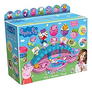canal toys ct01218 p te modeler peppa pig. Black Bedroom Furniture Sets. Home Design Ideas