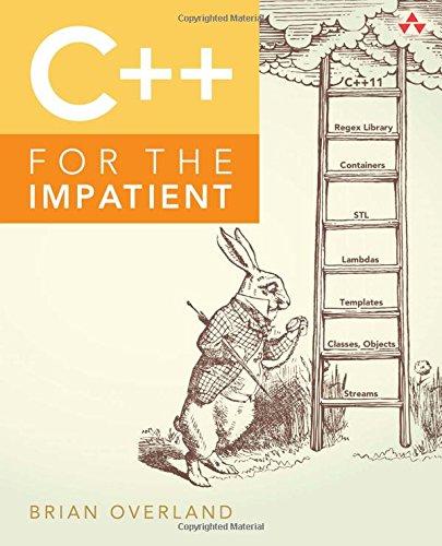 C++ for the Impatient