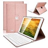 COO Housse Clavier AZERTY iPad Mini 4 Bluetooth, Clavier Français Etui Coque ipad en...