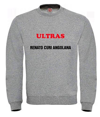Felpa Ultras renato curi angolana gray