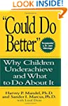 """Could Do Better"" Why Children Undera..."