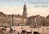 Deutschland um 1900 (Wandkalender 2018 DIN A4 quer): Die schönsten Städte Deutschlands um 1900 in Farbe (Monatskalender, 14 Seiten ) (CALVENDO Orte) [Kalender] [Apr 01, 2017] akg-images, k.A. - akg-images