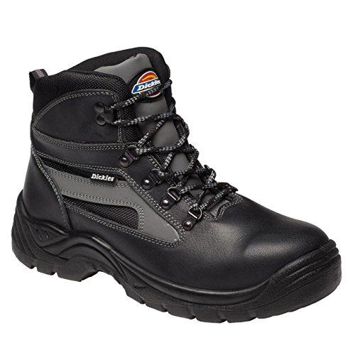 Dickies , Chaussures de sécurité pour homme Noir