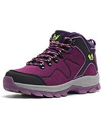 Unisex-adulto Zapatos de Trekking Calzado de Protección Deportes de Exterior Botas de Senderismo Correr en Montaña Escalada Ciclismo Running