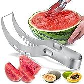 Mit dem Sommer vor der Tür, ist der Wassermelone Schneider Ihr Partner in der Küche! Für Wassermelonen Liebhaber, könnte dieser Wassermelonen Schneider nicht spannender sein. Er hält die Hände ganz einfach trocken und sauber. Sie werden es lieben, di...