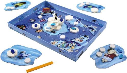 HABA 4934 - Kinderspiel - Eiskalt erwischt