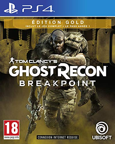 Ghost Recon: Breakpoint - Edition Gold PS4